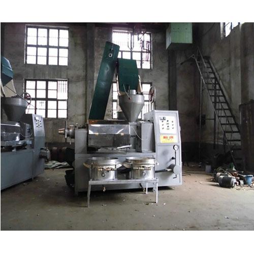 河南6YL-125A全自动榨油机