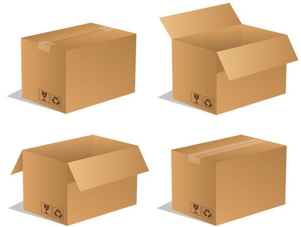 用纸箱做相框步骤图
