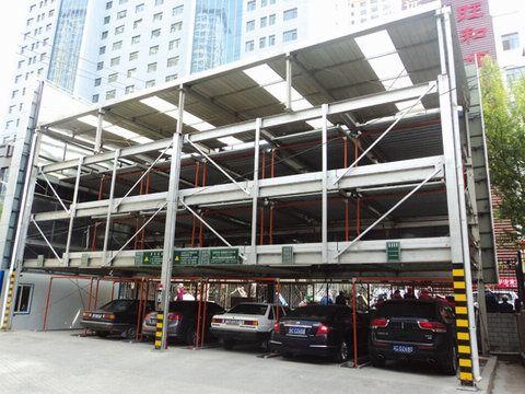 机械式停车设备(立体车库)生产许可办理相关标准: f0010 jb/t8713