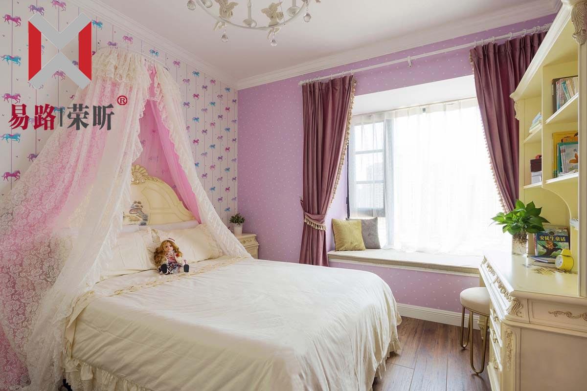 上海宝山区老房子装修儿童房装修如何防污染?
