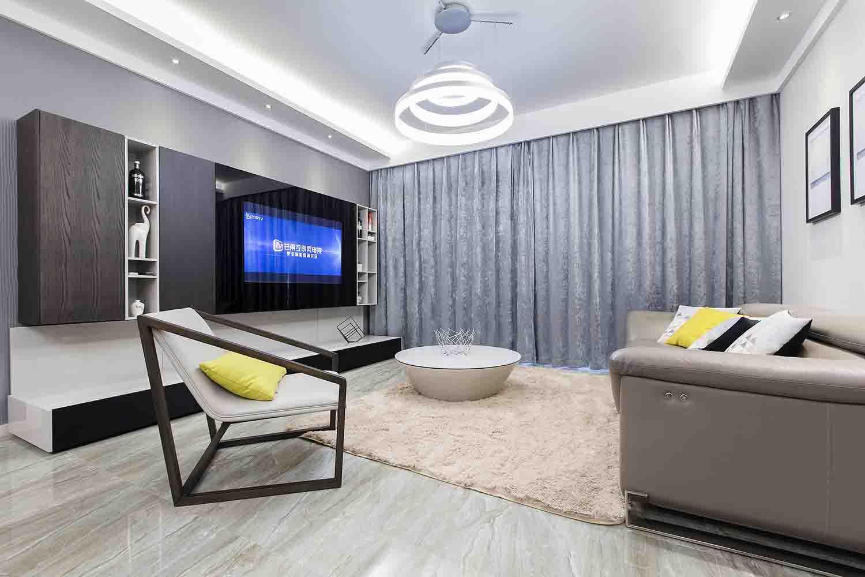 中国室内设计联盟网-客厅