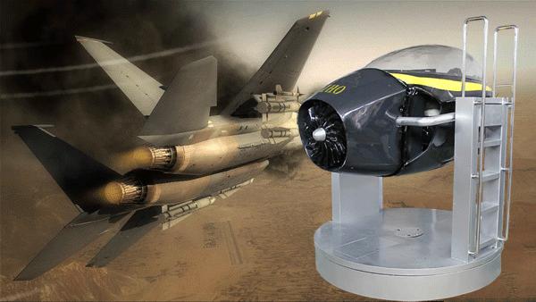 """思泓""""空军一号""""驾驶飞机模拟器模拟战斗机飞行火热接受预定中"""