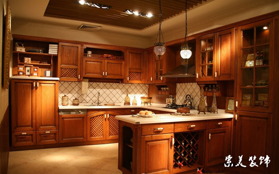 平房是较为普通的住宅,内部结构也相对简单,空间中的所有居室都建立