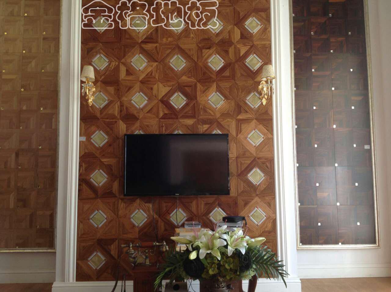 深圳木地板厂家的背景墙可靠吗?