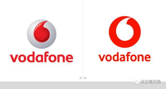 logo进行了调整,删除了外部的sim卡造型的色板,并将对话气泡的颜色改图片