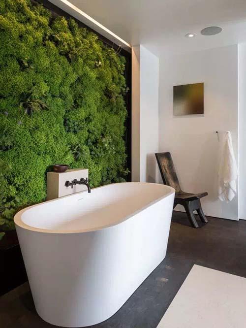 室内绿化装饰 深圳仿真植物墙 仿真植物墙 深圳高尚装饰设计
