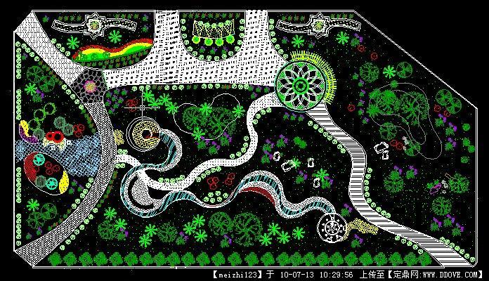 新区横塘哪有cad园林景观设计培训【苏州广电教育】图片