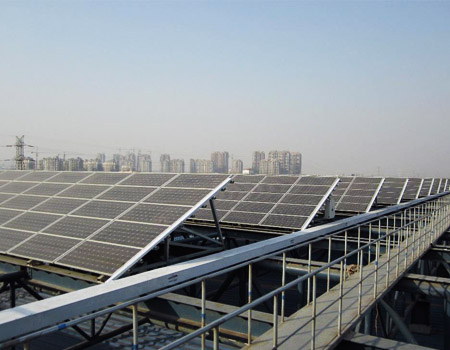 广东正规的太阳能光伏发电系统 找皇明太阳能工程团队