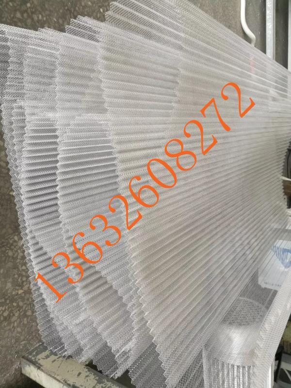 深圳龙岗区华南恒跃厂家专业生产麦形铝平网 麦形波浪网 菱形网