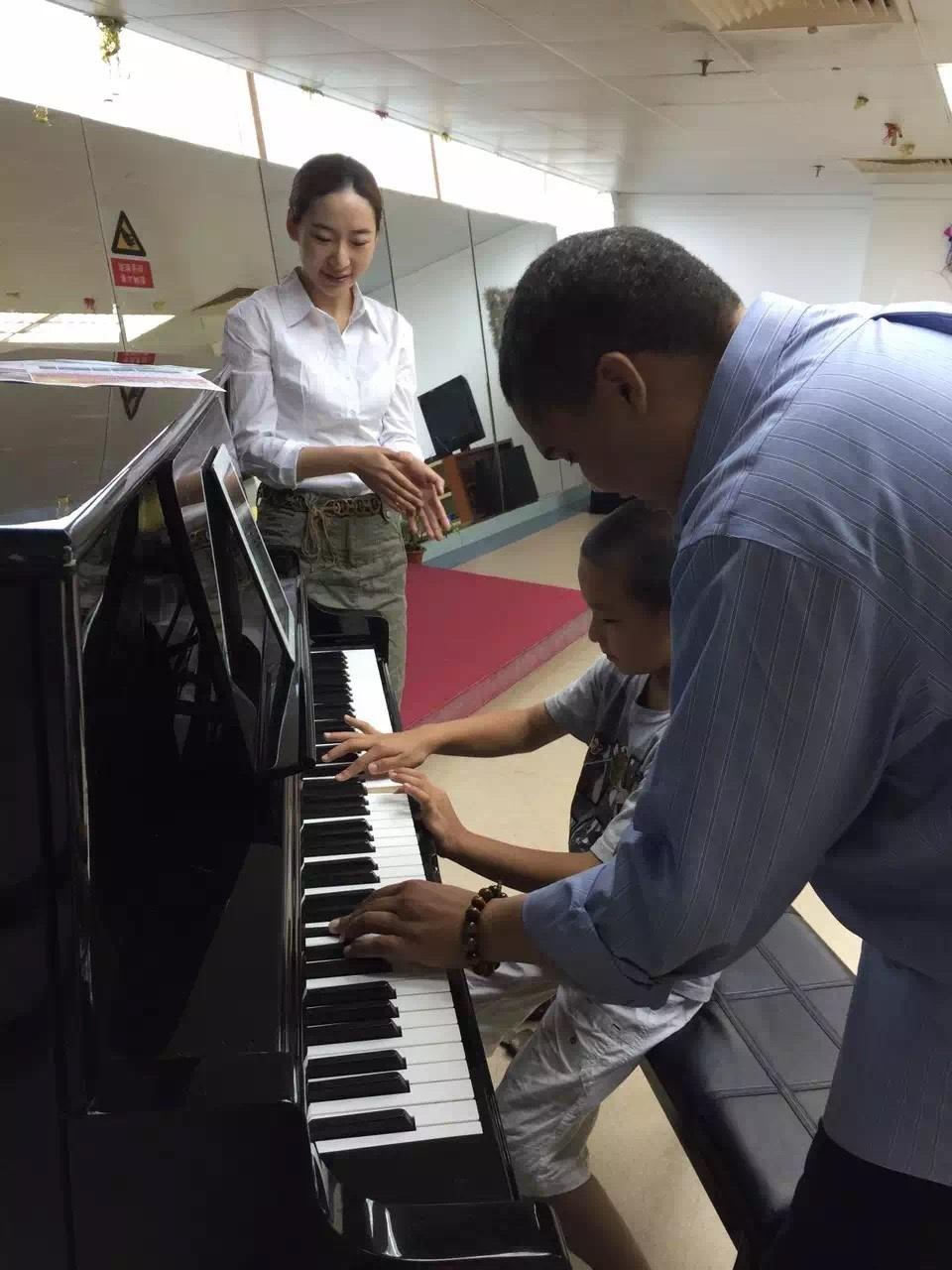 龙岗陆廷荃爵士音乐中心钢琴考级培训,0基础1