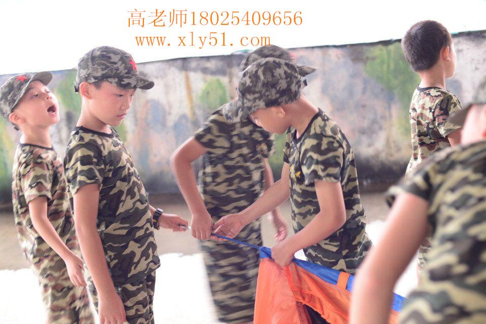 惠州儿童军训夏令营 惠州暑假夏令营活动 惠州小学生夏令营