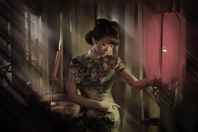 古典写真 旗袍古装艺术照