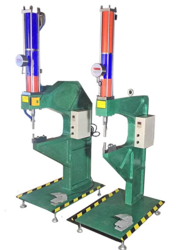 铆压的原理_卧式铆压机液压系统原理图