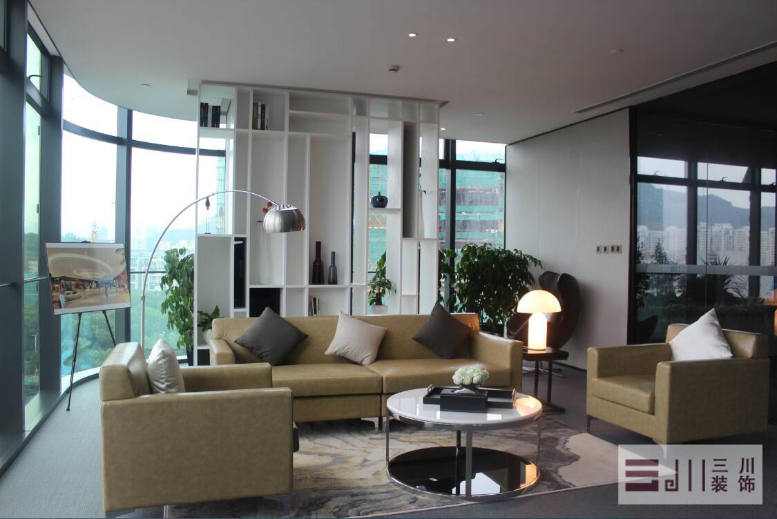 办公室装修进入被环保时代绿色 装修 -选择 深圳 三川