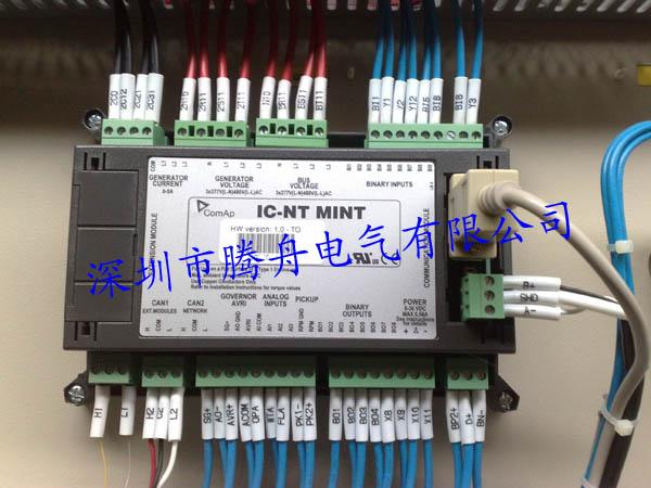 mint控制器接线图