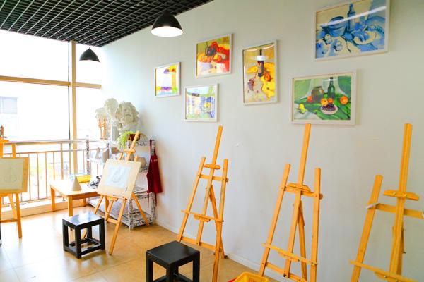 江苏优质诚信艺术培训机构   中国美术学院美术考级合作点 画馆分布