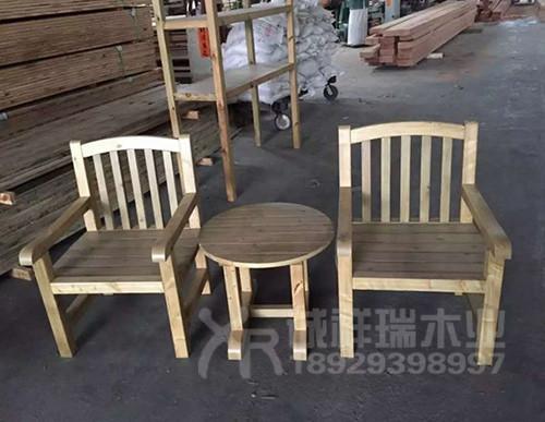 木手工制作椅子