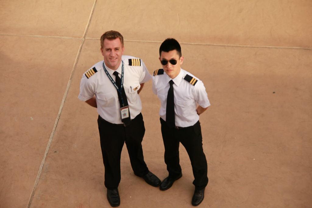 飞机驾驶员培训成本 银英航空成本计算