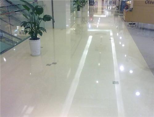安全环保的水磨石打蜡公司,选深圳云彩清洁更放心合作欢迎您