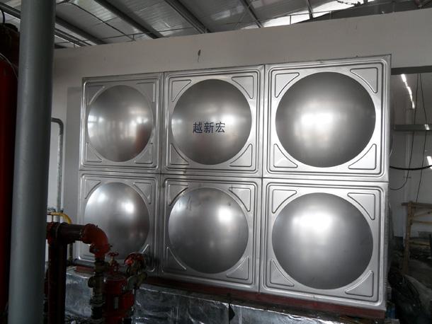 深圳不锈钢保温水箱供应商不锈钢保温水箱厂家找越新宏