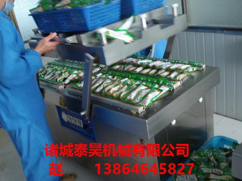 山东销售鲍鱼双室真空包装机厂家