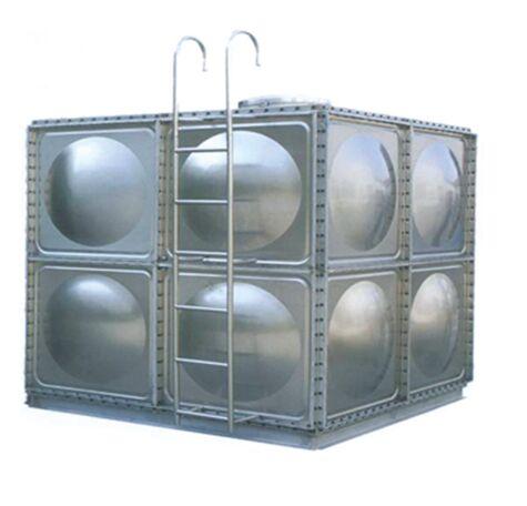 本公司主要生产水箱(组合式喷塑钢板水箱