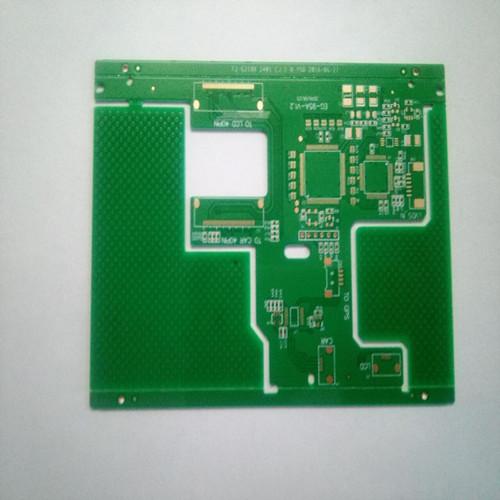 双面汽车pcb板 汽车导航线路板 汽车导航电路板 联  系  人:刘总