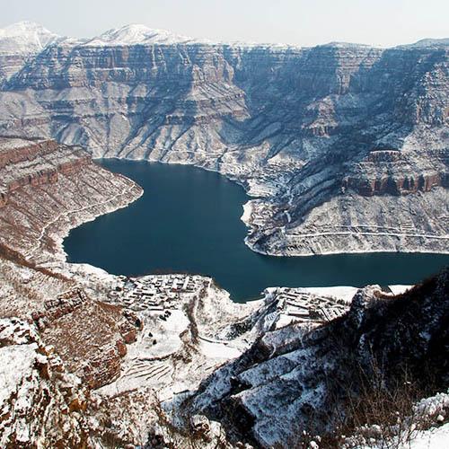 太行大峡谷漂流门票 太行大峡谷风景区漂流 大峡谷漂流多少钱