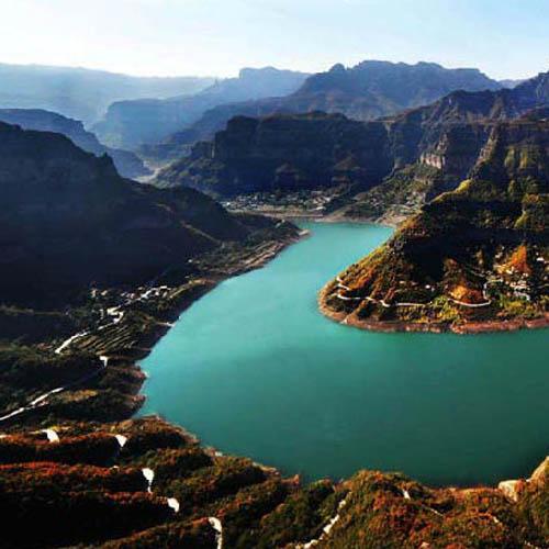 河南哪里漂流好玩 漂流景区有哪些 安阳汤阴县漂流两日游欢迎