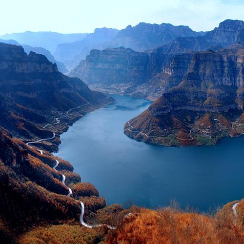 太行大峡谷好玩吗 太行大峡谷怎么样 林州桂林镇大峡谷哪里好
