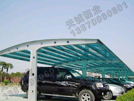 南昌专业彩钢板停车棚,膜结构汽车车棚,钢结构车棚设计制作厂家