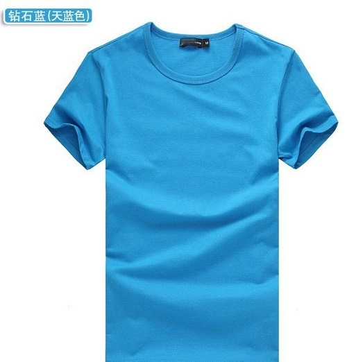 天津空白T恤衫订做,2016意龙给您一个不一样