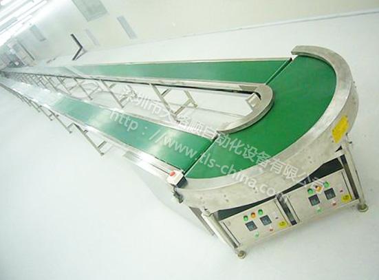广州荔湾区皮带输送机,转弯皮带输送机,爬坡皮带输送机来电咨