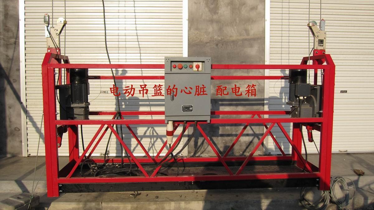 供应贵州毕节电动吊篮手动吊篮生产厂家-「其他工... -马可波罗网