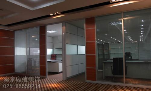 南京白下区哪家办公室隔断装修的好