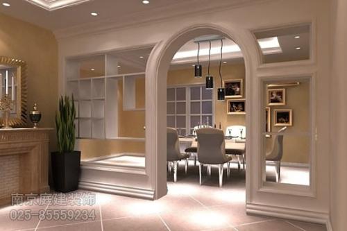 室内客厅隔断室内厨房客厅隔断图片8