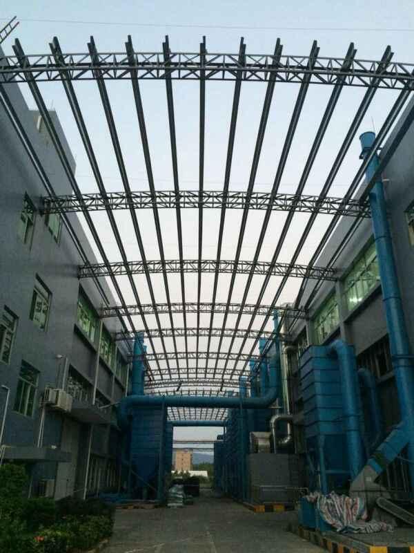 广西钢结构雨棚工程最新报价