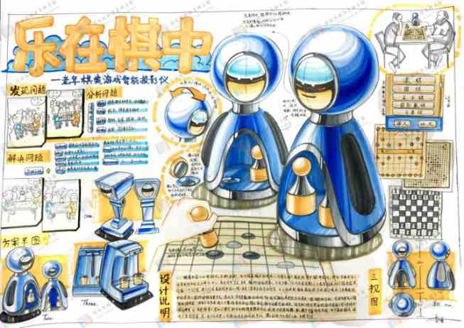 天津工业设计手绘学姐给你考研经验分享-产品动态-企