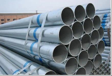 聊城天柱提供镀锌钢管理论重量表,产品规格齐