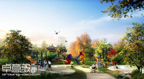 武汉景观设计培训学校是属于武汉卓意设计职业培训学校旗下的培训项目