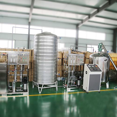 广西值得信赖汽车玻璃水设备厂家