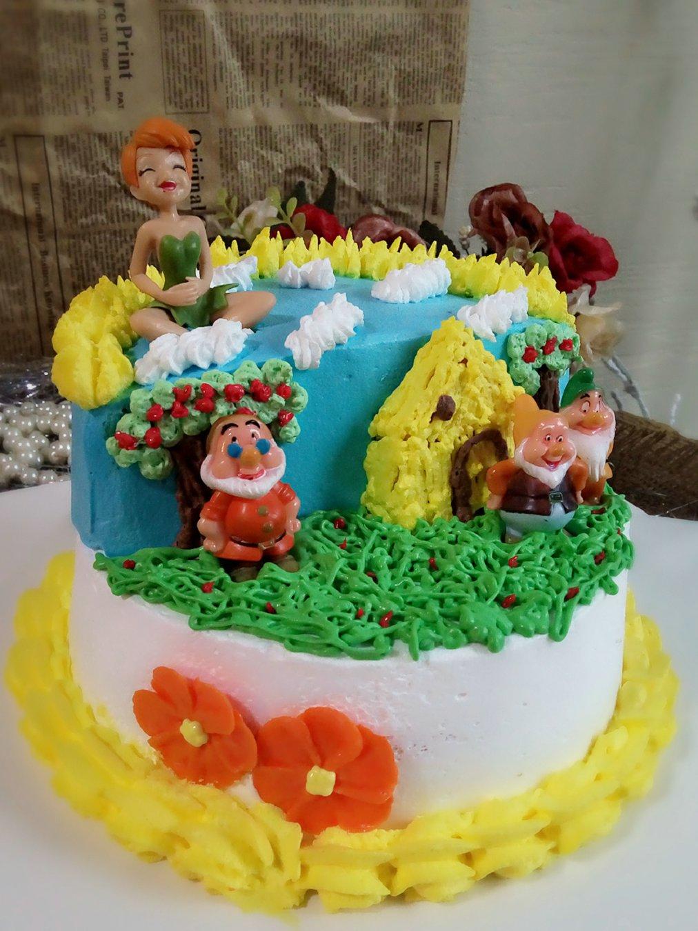 高级蛋糕2