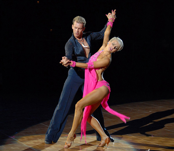 学习拉丁舞的好处