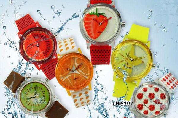时尚硅胶手表定制_稳达时钟表以欢迎洽谈