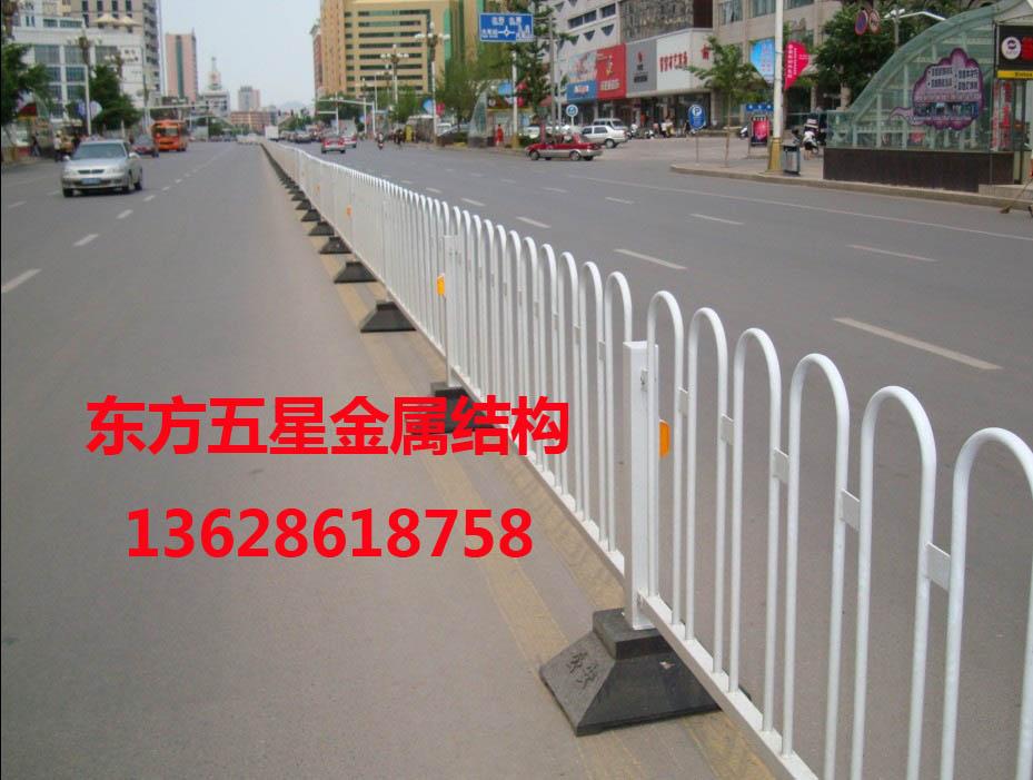 西安道路隔离护栏质量