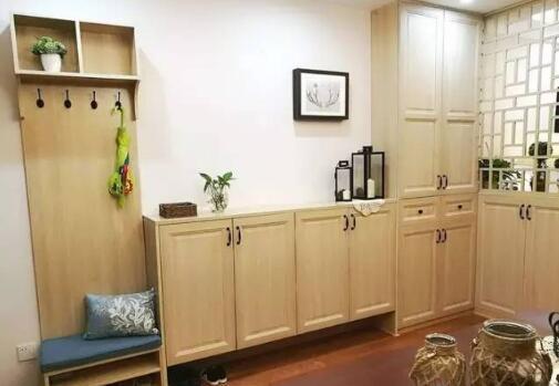全民易装爱设计:4款入户多功能鞋柜设计,你喜欢吗?
