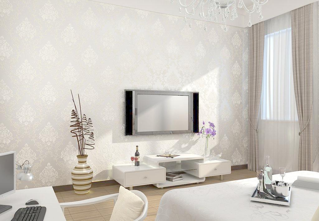 西安现代简约电视背景墙|娱乐空间设计|防爆玻璃制作