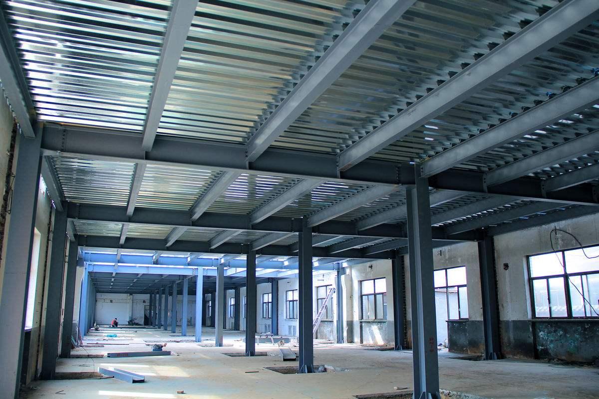 西安钢结构厂房,钢构雨棚,温室大棚工程设计