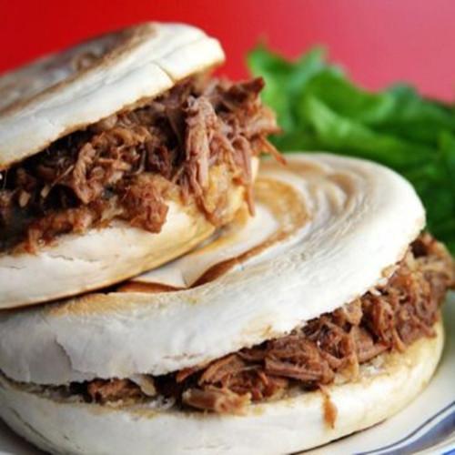 安秦豫肉夹馍加盟内蒙古全羊烤美食图片