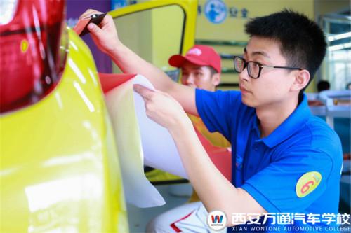 学热门汽车技术 好就业能创业 - 教育培训 - 东楚